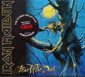 CD - Iron Maiden – Fear Of The Dark (Novo - Lacrado)