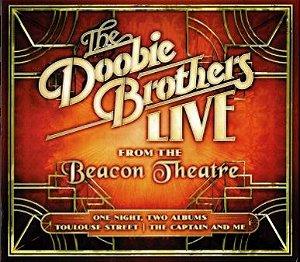 CD - The Doobie Brothers – Live From The Beacon Theatre - DUPLO (Novo - Lacrado)