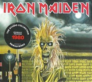 CD - Iron Maiden (Prowler) (Novo - Lacrado)