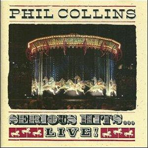 CD - Phil Collins – Serious Hits...Live! (Novo - Lacrado)