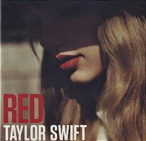 CD - Taylor Swift – Red (Novo - Lacrado)