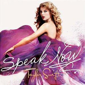 CD - Taylor Swift – Speak Now (Novo - Lacrado)