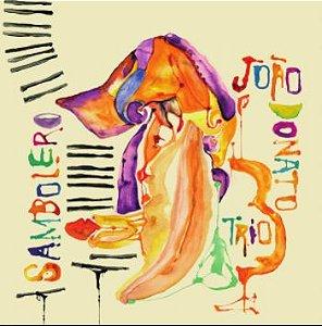 LP - João Donato Trio – Sambolero (Novo - Lacrado)