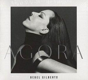 CD - Bebel Gilberto – Agora (Novo - Lacrado)