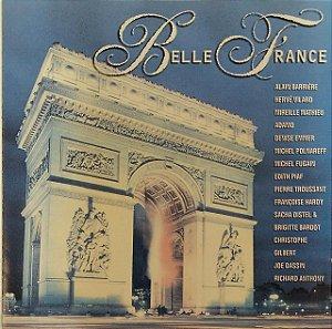 CD - Belle France. Vol. 1 (Vários Artistas)