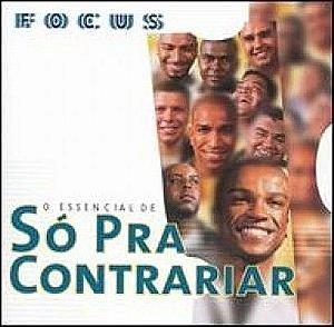 CD - SÓ PRA CONTRARIAR (Coleção O Essencial de)