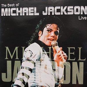 CD - Michael Jackson - The Best of Michael Jackson - Live