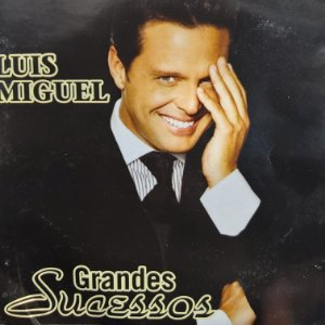 CD - Luis Miguel - Grandes Sucessos