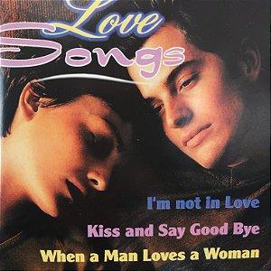 CD - Love Songs - (Vários Artistas)