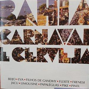 CD - Bahia Carnaval e Cerveja (Vários Artistas)