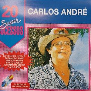 CD - Carlos André (Coleção 20 Super Sucessos)
