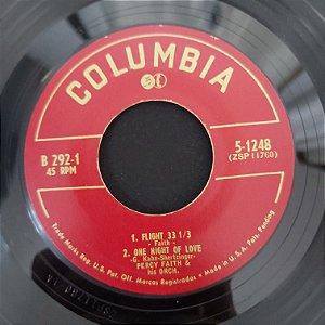 COMPACTO - Percy Faith - Flight 33 / One Night Of Love / Nightingale / Brazilian Sleigh Bells (Importado US)