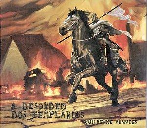 CD - Guilherme Arantes – A Desordem Dos Templários (Novo - Lacrado)