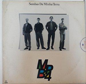 LP - MPB4 – Sambas Da Minha Terra