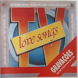 CD - TV Love Songs II (Vários Artistas)