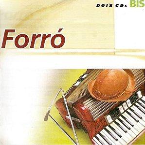 CD – Forró (Coleção Dois CDs) (Vários Artistas) (Duplo)