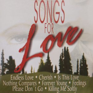 CD - Songs For Love (vários Artistas)