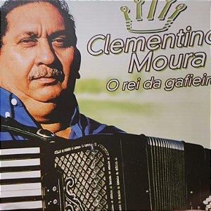 CD - Clementino Moura - O Rei da Gafieira
