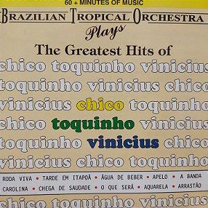 CD - Brazilian Tropical Orchestra - Plays The Greatest Hits Of (Vários Artistas)