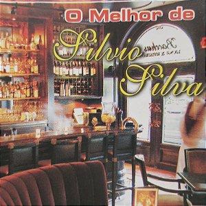 CD - Silvio Silva - O Melhor de Silvio Silva