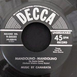 COMPACTO - Camarata - Mandolino-Mandolino / Who Knows (Importado US)