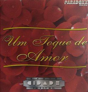 CD - Vários Artistas - Um Toque de Amor