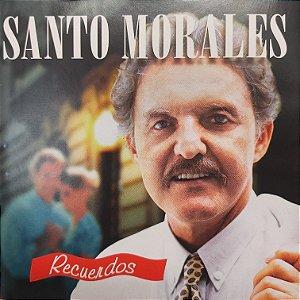 CD - Santo Morales - Recuerdos