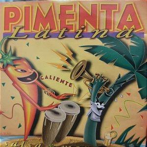 CD - Pimenta Latina - Caliente - Salsa & Merengue (Vários Artistas)