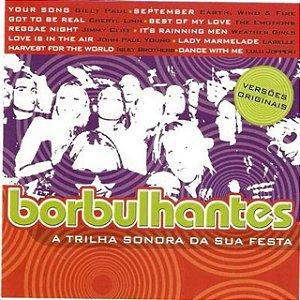 CD - Barbulhantes - A Trilha Sonora da Sua Festa