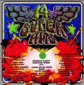 LP - 14 Super Hits (Vários Artistas)