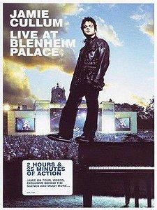 DVD - Jamie Cullum – Live At Blenheim Palace - PREÇO PROMOCIONAL