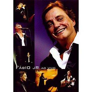 DVD - Fábio Jr. – Ao Vivo - PREÇO PROMOCIONAL