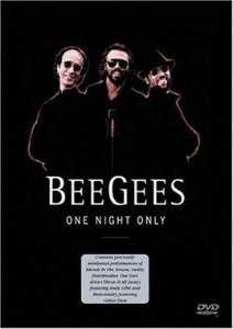 DVD - BEE GEES - One Night Only - PREÇO PROMOCIONAL