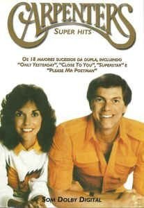 DVD - CARPENTERS - SUPER HITS - PREÇO PROMOCIONAL