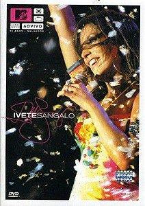 DVD - IVETE SANGALO - MTV AO VIVO - PREÇO PROMOCIONAL