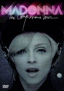 DVD - MADONNA: THE CONFESSIONS TOUR LIVE FROM LONDON - PREÇO PROMOCIONAL