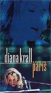 DVD - DIANA KRALL: LIVE IN PARIS - PREÇO PROMOCIONAL