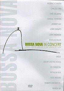 DVD - BOSSA NOVA IN CONCERT (LAGOA - RJ - 12/06/2005) - PREÇO PROMOCIONAL