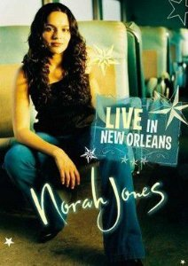 DVD - Norah Jones – Live In New Orleans