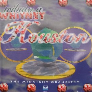 CD - The Midnight Orchestra - Tributo a Whitney Houston