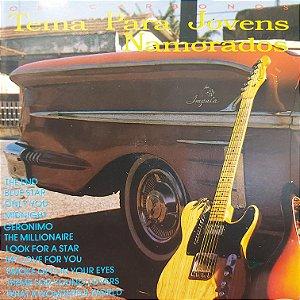 CD - Os Carbonos - Tema Para Jovens Namorados