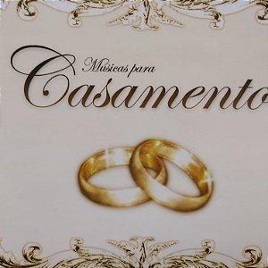 CD - Músicas Para Casamento (Vários Artistas)