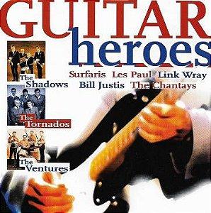 CD - Guitar Heroes (Vários Artistas)