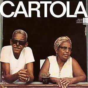 LP - Cartola (1976) (Reedição 2017) (O mundo é um moinho) (Polysom) (Novo - Lacrado)