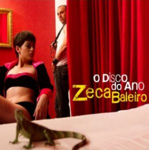 LP - Zeca Baleiro – O Disco Do Ano (Polysom) (Novo - Lacrado)