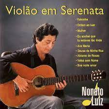 CD - Nonato Luiz - Violão em Serenata