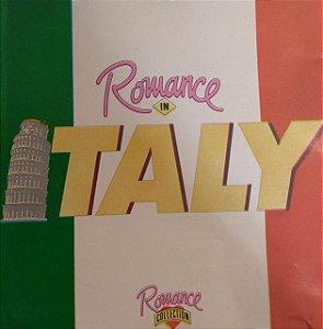 CD - Romance in Italy (Vários Artistas)