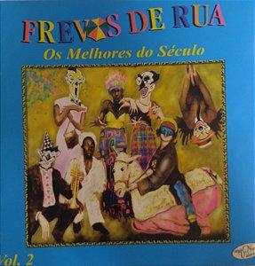 CD - Frevos de Rua - Os Melhores do Século - Vol . 2