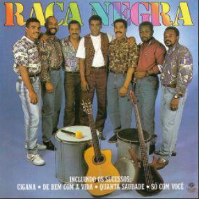 CD - Raça Negra – Raça Negra Vol. 3