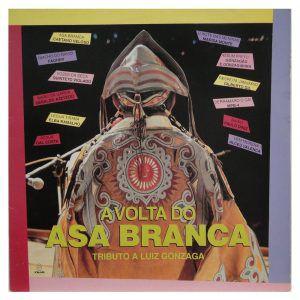 CD - A Volta Do Asa Branca (Vários Artistas)